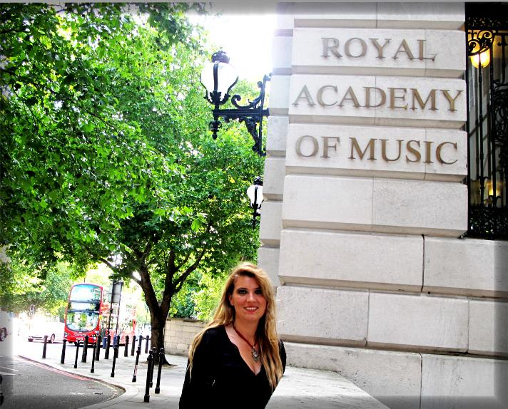 Sara Terzano, Royal Academy of Music LONDON