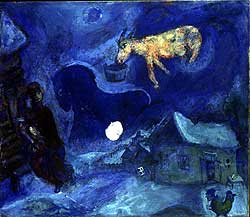 chagal notte