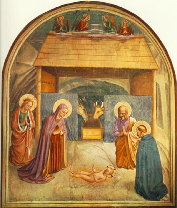 natività beato angelico